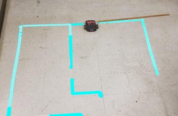RedBot path