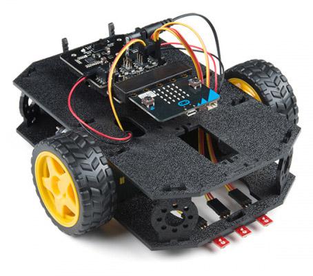 SparkFun micro:bot for micro:bit